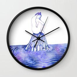 Nereid CXX Wall Clock