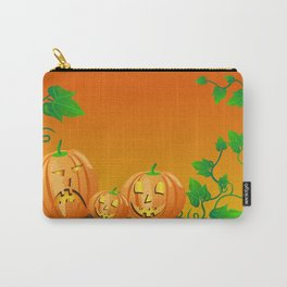 Pumpkins with personality Carry-All Pouch