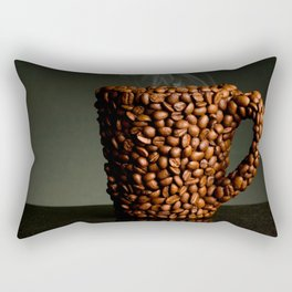 Coffe Mug Rectangular Pillow