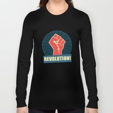 REVOLUTION! Long Sleeve T-shirt