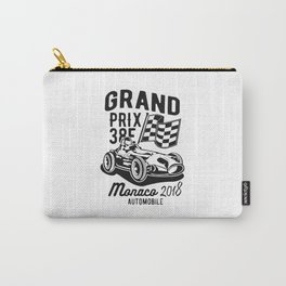 grandprix monaco 2018 Carry-All Pouch