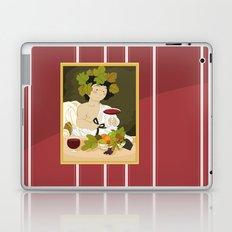 Bacco by Caravaggio Laptop & iPad Skin