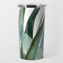 Agave leaves Travel Mug