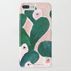 Cactus Bloom Slim Case iPhone 7 Plus
