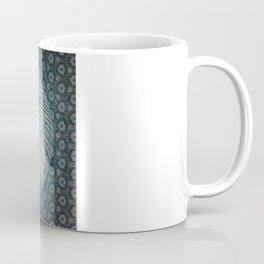 Ammonite on pattern 2201 Coffee Mug