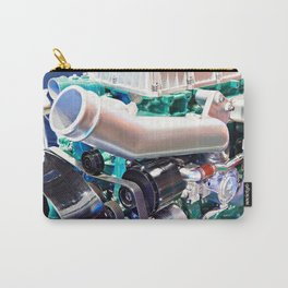 Natural gas engine Carry-All Pouch