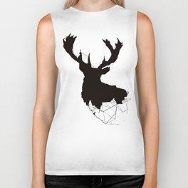 Oh My Deer Biker Tank