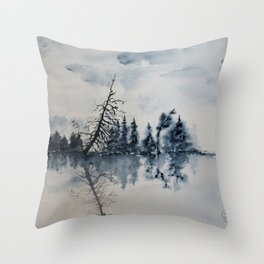 Herefoss-GerlindeStreit Throw Pillow