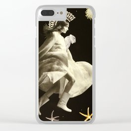 stars above us and stars below Clear iPhone Case