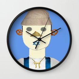 The Israeli Wall Clock