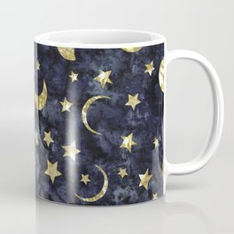 Midnight Stars Coffee Mug