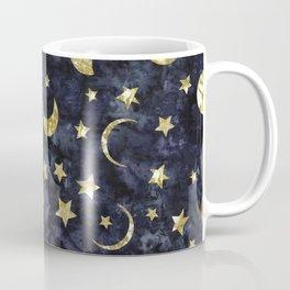 Midnight Stars Coffee Mug