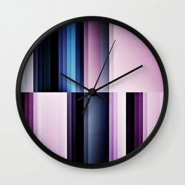 vyrt pynk Wall Clock
