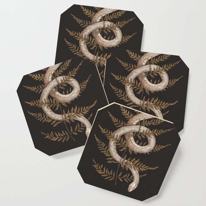 The Snake and Fern Coaster
