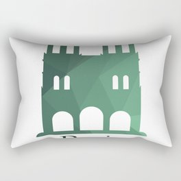 notre dame Rectangular Pillow