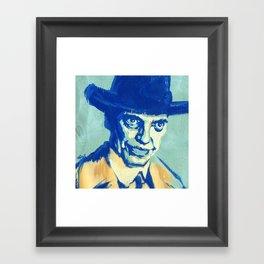 Steve Buscemi Framed Art Print
