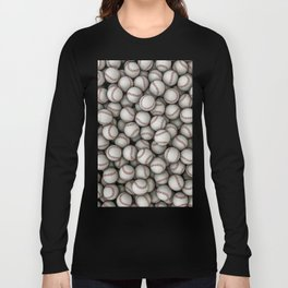 Baseballs Long Sleeve T-shirt