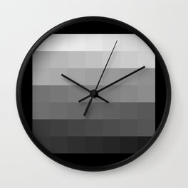 Fifty Shades of Grey  Wall Clock