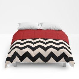 Black Lodge Comforters