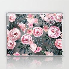 Night Rose Garden Laptop & iPad Skin