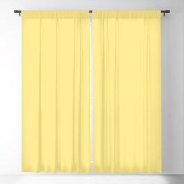 Lemon Yellow Sorbet Ice Cream Gelato Ices Blackout Curtain