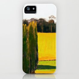 Landscape II iPhone Case