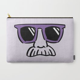 Too Cool (violet) Carry-All Pouch
