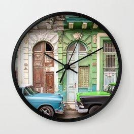 Havanna Wall Clock