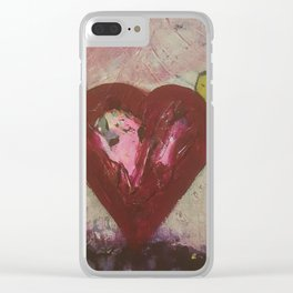 Mio Cuore Clear iPhone Case