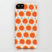 Citrus/Geo iPhone SE Slim Case