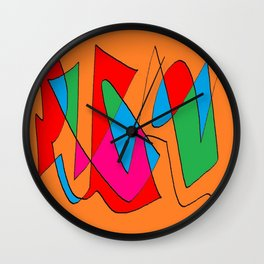 Abstract 21n Wall Clock