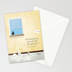Of dreams and things Stationery Cards