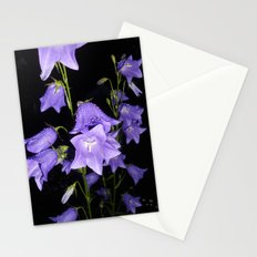 Flowers in Purple Stationery Cards