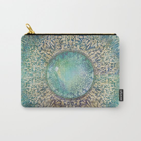 Moonchild Mandala Carry-All Pouch