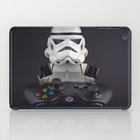 xbox iPad Cases featuring Because XBox One by InkBlot