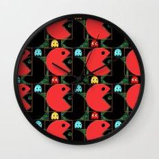 Pac-Tron Wall Clock