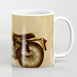Scrambler 350 1970 vintage classic motorcycle Coffee Mug
