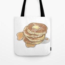 Breakfast & Brunch: Pancakes Tote Bag