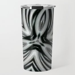 Imploding Zebra Travel Mug
