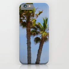 Tropical Palm Trees Slim Case iPhone 6s
