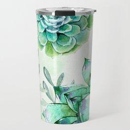 Irish Mint Garden Travel Mug