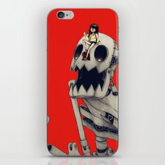 Tear Thief iPhone & iPod Skin