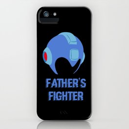 Father's Fighter iPhone Case