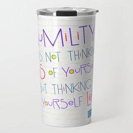Humility Travel Mug