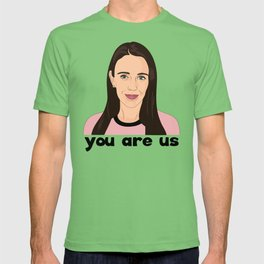 Jacinda Ardern Quote, You Are Us T-shirt