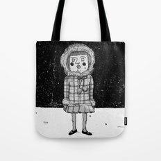 snowgirl Tote Bag
