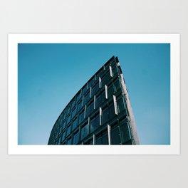 Denmark Architecture Art Print