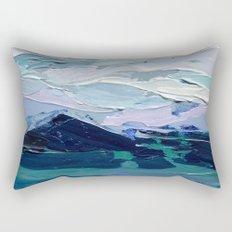 Blue Ridge Peak Rectangular Pillow