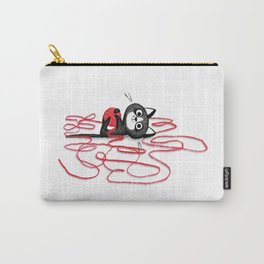 Paws off! Carry-All Pouch