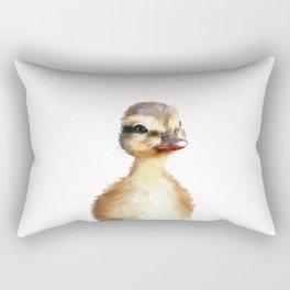 Little Duck Rectangular Pillow